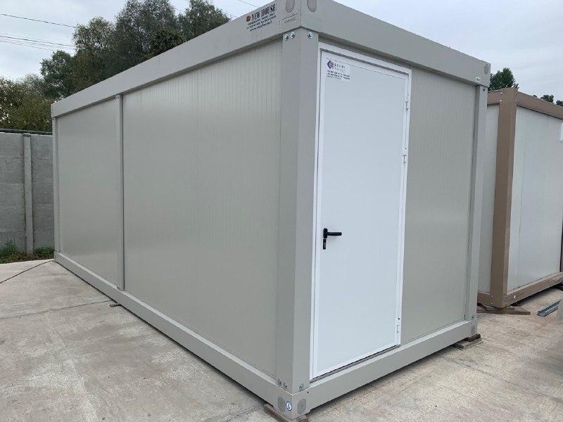 Модульні житлові блок-контейнери