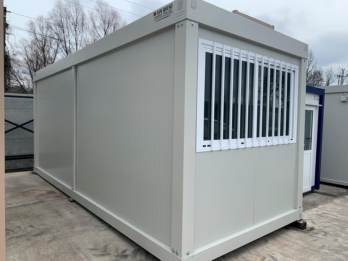 Збірний контейнер, 240х600, серія М1, New House, Італія