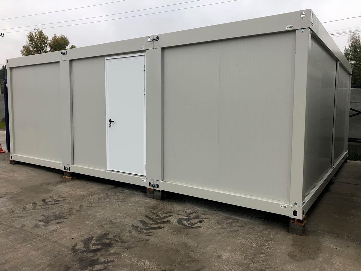 Офіс з контейнерів, 730х600,серія М1, New House, Італія